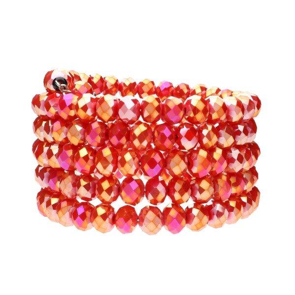"""Armband """"Lulu"""" - orange"""