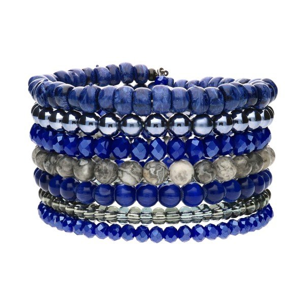 "Armband ""Blue"""
